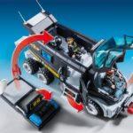 playmobil 9360 SEK truck licht sound ohne dach