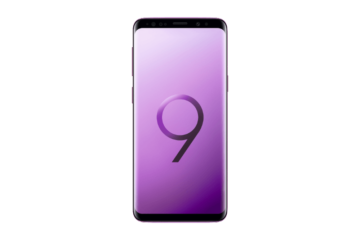 SAMSUNG Galaxy S9 64 GB Lilac Purple