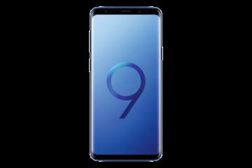 SAMSUNG Galaxy S9+ 64 GB Coral Blue