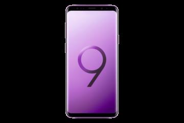 SAMSUNG Galaxy S9+ 64 GB Lilac Purple
