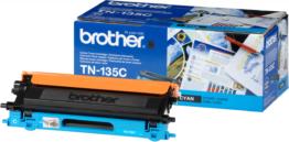 Brother Lasertoner TN-135C/TN135C cyan