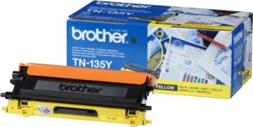 brother Lasertoner TN-135Y/TN135Y yellow