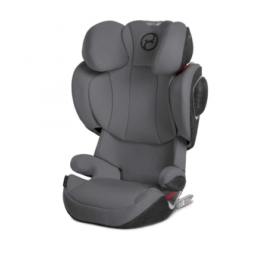 Cybex Solution Z-Fix Manhattan Grey