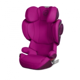 Cybex Solution Z-Fix Passion Pink