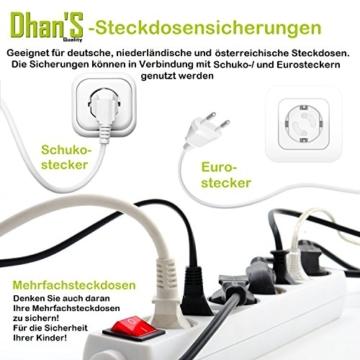 Dhan'S Baby Steckdosensicherung 30er Set Premium