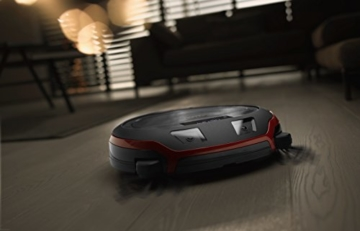 Miele Scout RX2 Saugroboter schwarz rot