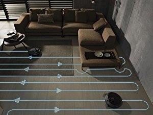 Miele Scout RX2 - 3D Smart Navigation