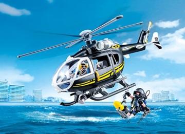 Playmobil 9363 - SEK-Helikopter