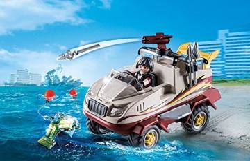 Playmobil 9364 - Amphibienfahrzeug