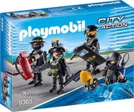 Playmobil 9365 - SEK-Team