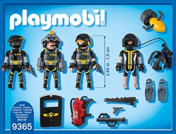Playmobil 9365 - SEK-Team