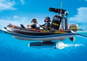 Playmobil 9362 - mit Unterwassermotor