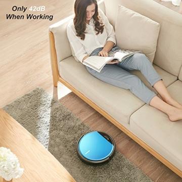 proscenic 811gb saugroboter testsieger. Black Bedroom Furniture Sets. Home Design Ideas