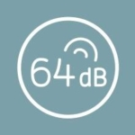ILIFE Robot A8 Saugroboter sehr leise 64 dB