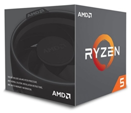 AMD Ryzen 5 2600X Prozessor YD260XBCAFBOX