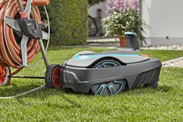 gardena smart sileno set city 500 m hroboter testsieger. Black Bedroom Furniture Sets. Home Design Ideas