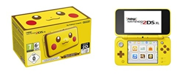New Nintendo 2DS XL Pikachu Edition - 1