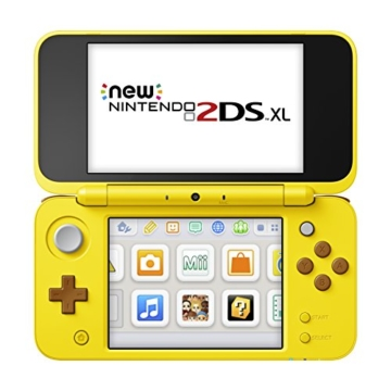 New Nintendo 2DS XL Pikachu Edition - 6