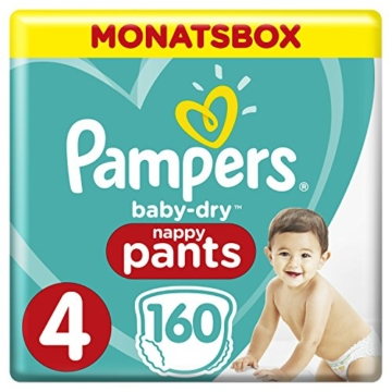 Pampers Baby Dry Pants Gr.4