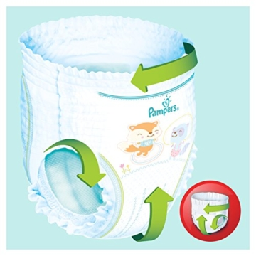 Pampers Baby Dry Pants Gr.5