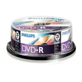Philips DVD-R Rohlinge 25er Spindel