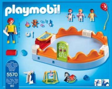 PLAYMOBIL 5570 - Krabbelgruppe