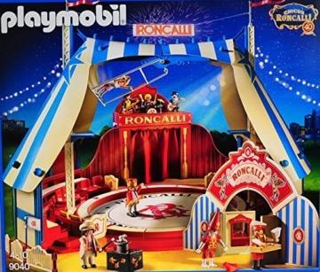 PLAYMOBIL 9040 - Roncalli Circus Zirkus