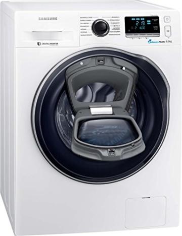 Samsung WW8GK6400QW/EG Waschmaschine