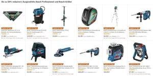 Bosch Professional - Angebot mit Rabatt