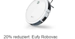 Eufy Robovac 11 Angebot