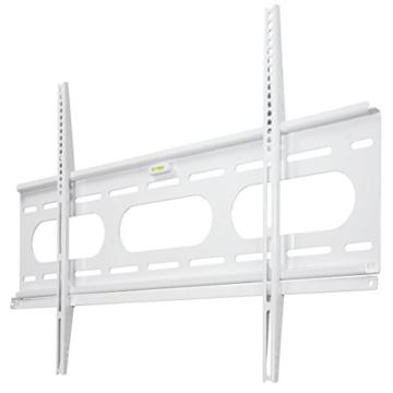 Hama TV-Wandhalterung Ultraslim 37-90 Zoll weiß