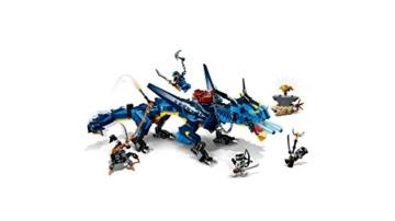 Lego 70652 Blitzdrache