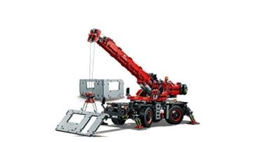 Lego Technic 42082 Geländegängiger Kranwagen
