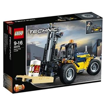 Lego Technic 42079 Schwerlast Gabelstapler