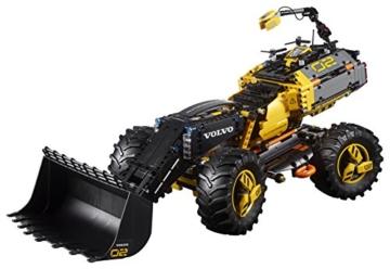 Lego Technic 42081 Volvo Konzept-Radlader ZEUX