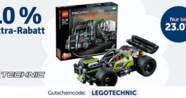 Lego Technic Rabatt bei mytoys Juli 2018