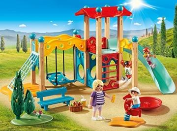 PLAYMOBIL 9423 - Großer Spielplatz