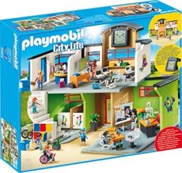 PLAYMOBIL 9453 - Schule mit Einrichtung