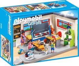 PLAYMOBIL 9455 - Klassenzimmer Geschichtsunterricht
