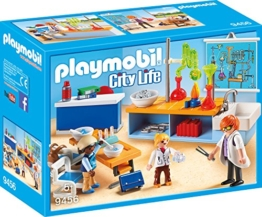 PLAYMOBIL 9456 - Chemieunterricht