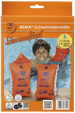 Wehncke BEMA Original Schwimmflügel Größe 0