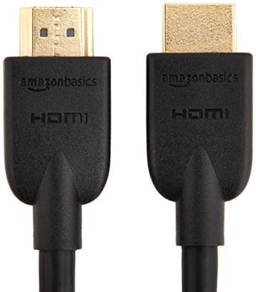 AmazonBasics Hochgeschwindigkeits-HDMI-Kabel 3m