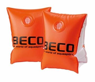 Beco Schwimmflügel Orange, Gr. 0 (bis 4 Jahre/15-30 kg))