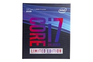 Intel Core I7-8086K BX80684I78086K Prozessor