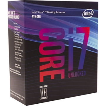 Intel Core i7-8700K Prozessor