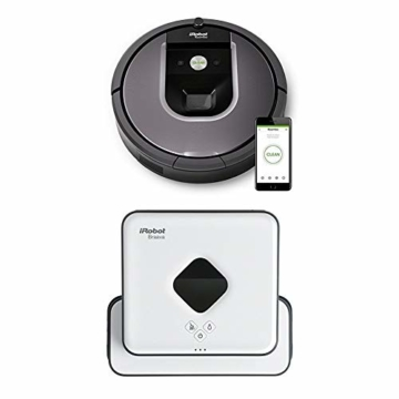 iRobot Roomba 960 + Brava 390t im Bundle sparen
