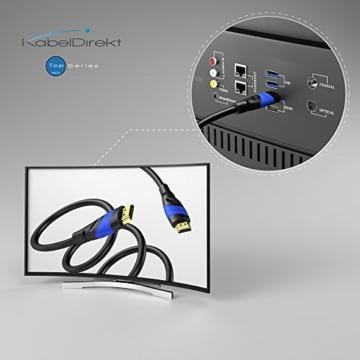 KabelDirekt 4K HDMI Kabel 2m