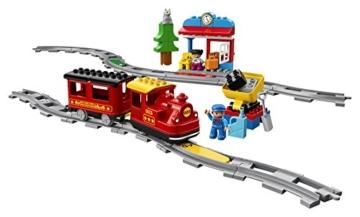 LEGO10874 - die Duplo Dampfeisenbahn 2018