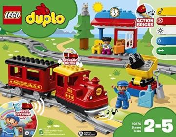 LEGODuplo 10874 Dampfeisenbahn