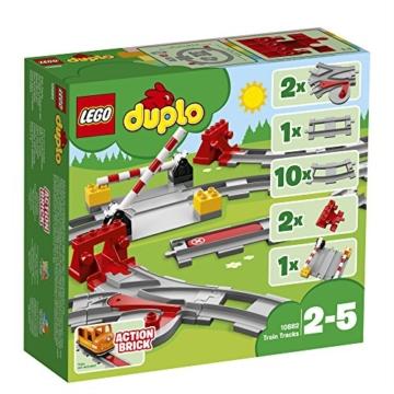 LEGODuplo 10882 Schienenset